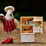 冷蔵庫のスッキリ片づけ手順と冷蔵庫収納のコツとは?