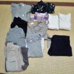 小学生らしい服装って?我が家の小学生女子シンプル秋冬物コーデ!