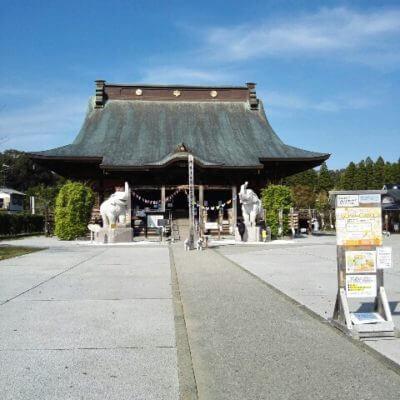 千葉県の人気パワースポット「長福寿寺」へ!吉ゾウくんで金運UP&良いことあるよ♪