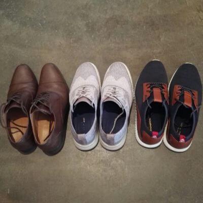コールハーンメンズの靴