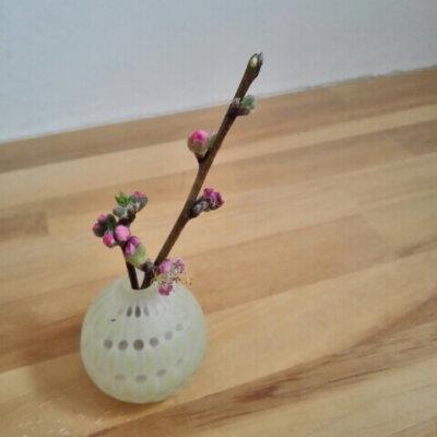 小さな花瓶